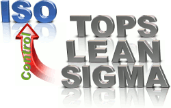 TOPS LEAN SIX SIGMA -> ISO