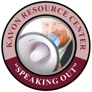 """Speaking Out"" Logo"